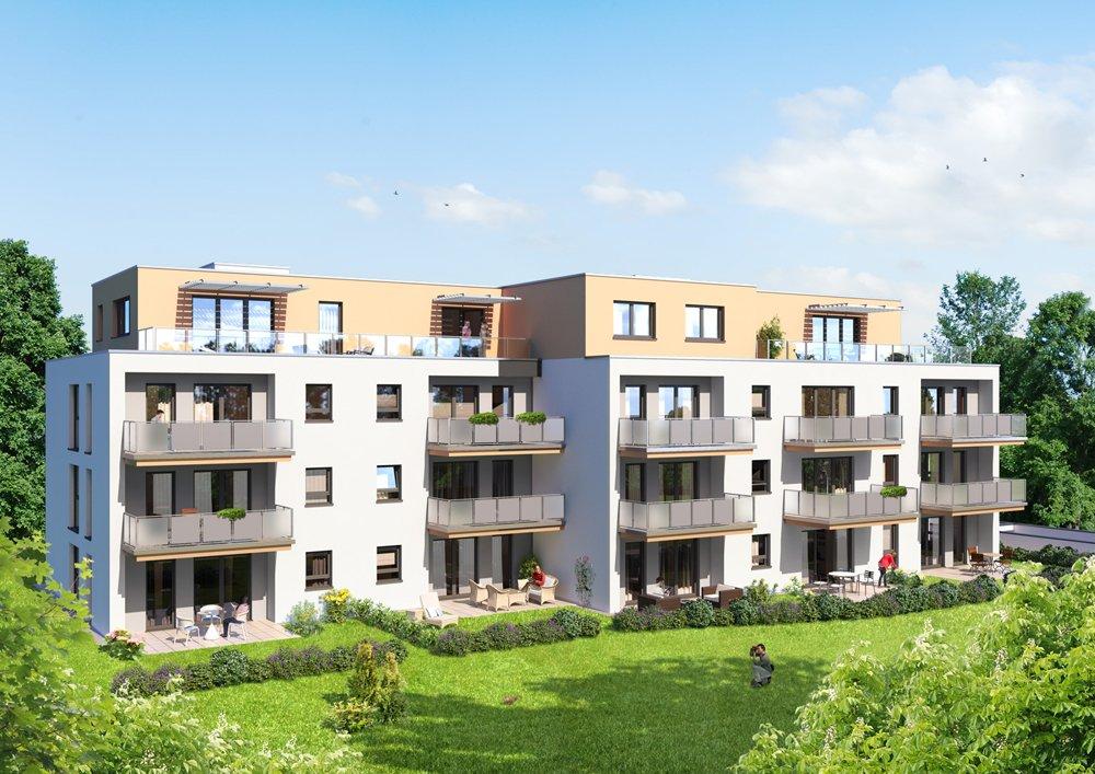 schultheiss wohnbau an der wied na 1 4 rnberg eibach neubau immobilien informationen preise