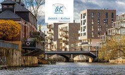 Noch wenige Wohnungen frei: Neue Leipziger Terrassen