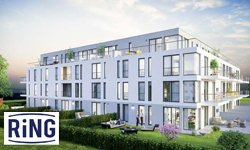 Neubau in innovativer Architektur: Wohnpark Burglengenfeld