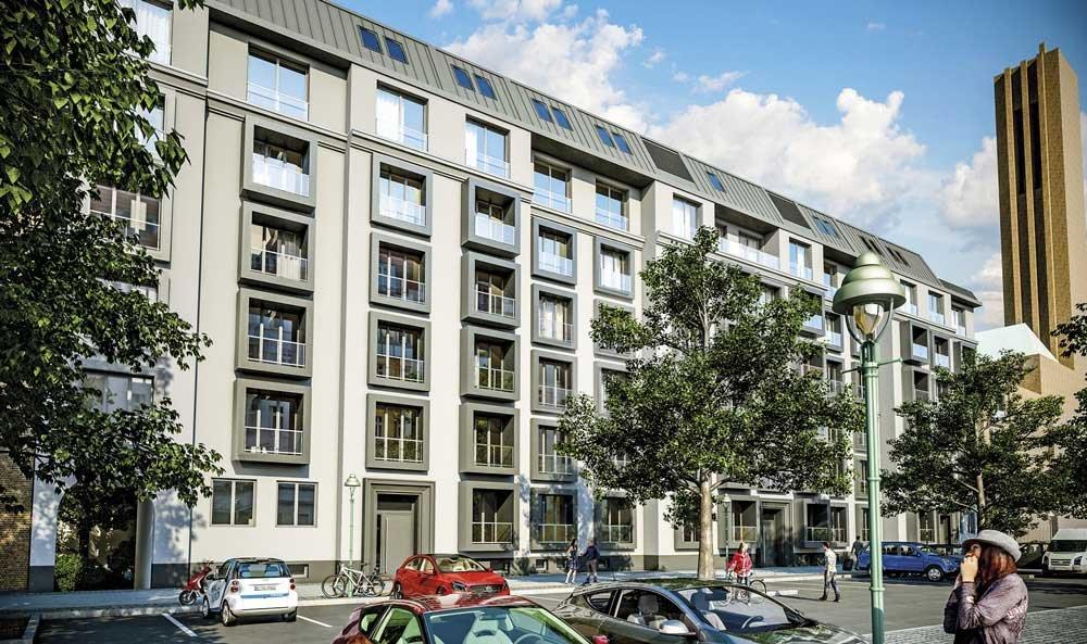Quartier Nikolsburg Berlin Wilmersdorf Wn Immobilien Neubau