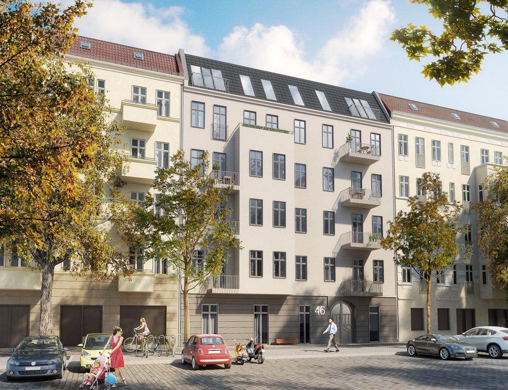 kopenhagener stra e berlin prenzlauer berg christmann gruppe neubau immobilien informationen. Black Bedroom Furniture Sets. Home Design Ideas