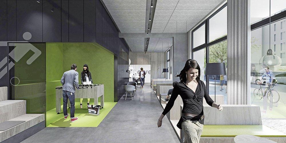 bilder und fotos vom bauvorhaben campus viva berlin. Black Bedroom Furniture Sets. Home Design Ideas