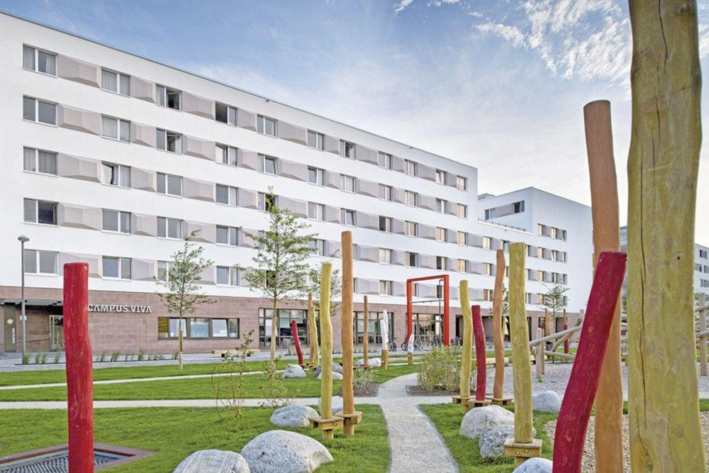 campus viva heidelberg heidelberg campus viva neubau immobilien informationen. Black Bedroom Furniture Sets. Home Design Ideas