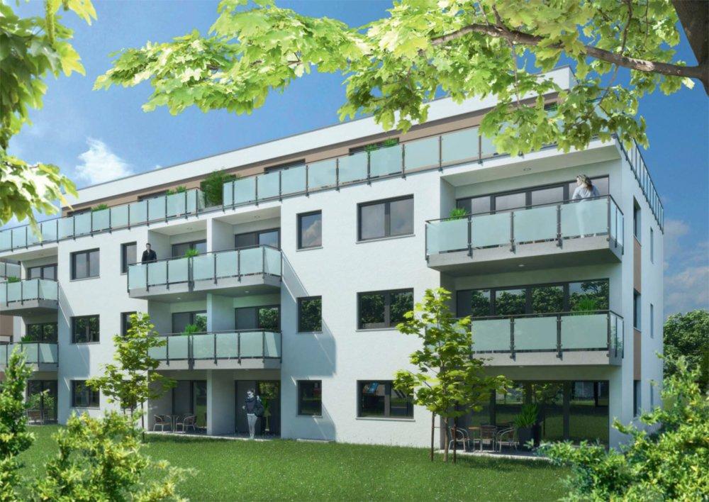 Wohnpark bieber offenbach am main bieber fbw for Immobilien offenbach