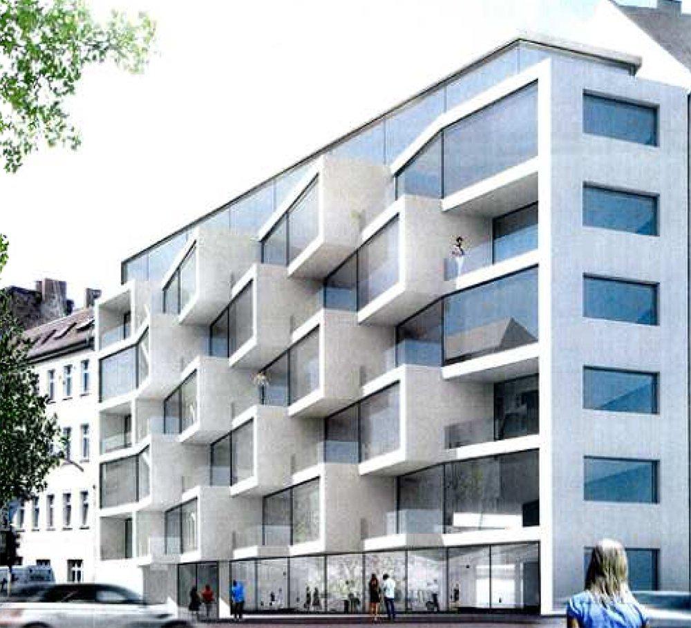 Risokiez Berlin Friedrichshain - Berlin-Friedrichshain - Welthaus ...