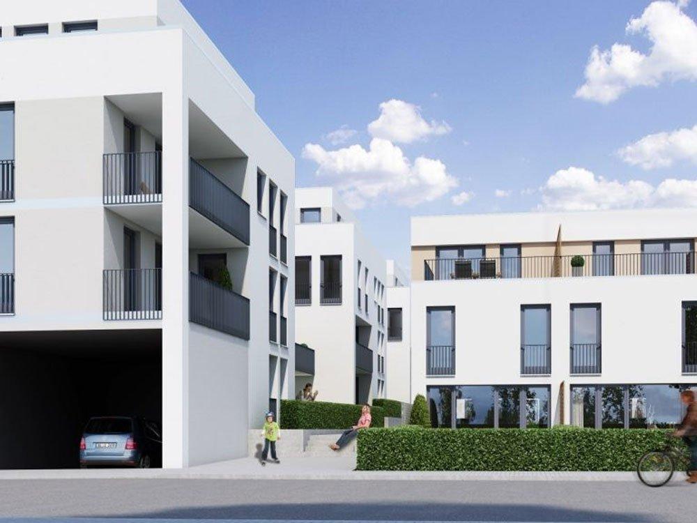 quartier am schillerplatz herrenberg instone bw stuttgart neubau immobilien informationen. Black Bedroom Furniture Sets. Home Design Ideas