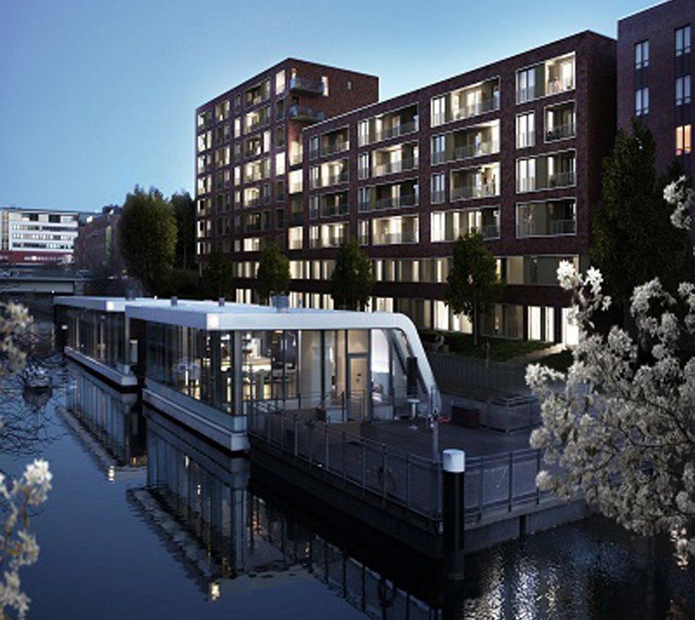 Mien Leev - Hamburg-Hammerbrook - Thomas Klinke Immobilien - Neubau ...