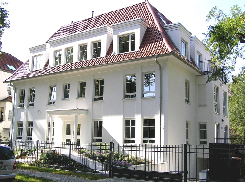 villa auguste viktoria berlin grunewald dr georgi projektentwicklung neubau immobilien. Black Bedroom Furniture Sets. Home Design Ideas