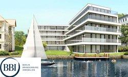 Bauobjekt Eigentumswohnungen in direkter Wasserlage Potsdam