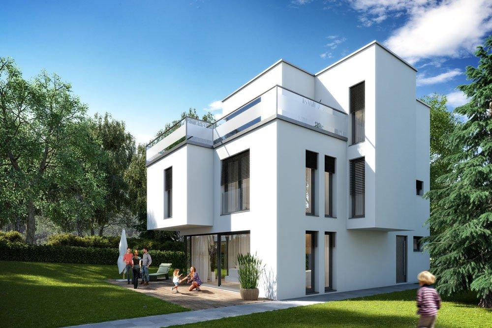 DambachPark   Einfamilienhaus Villen