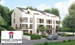 """Noch 2 Architektenreihenhäuser frei: """"Hillside""""  Frankfurt/Niedereschbach"""