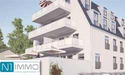 Neubau: Lebensart am Lorettobad