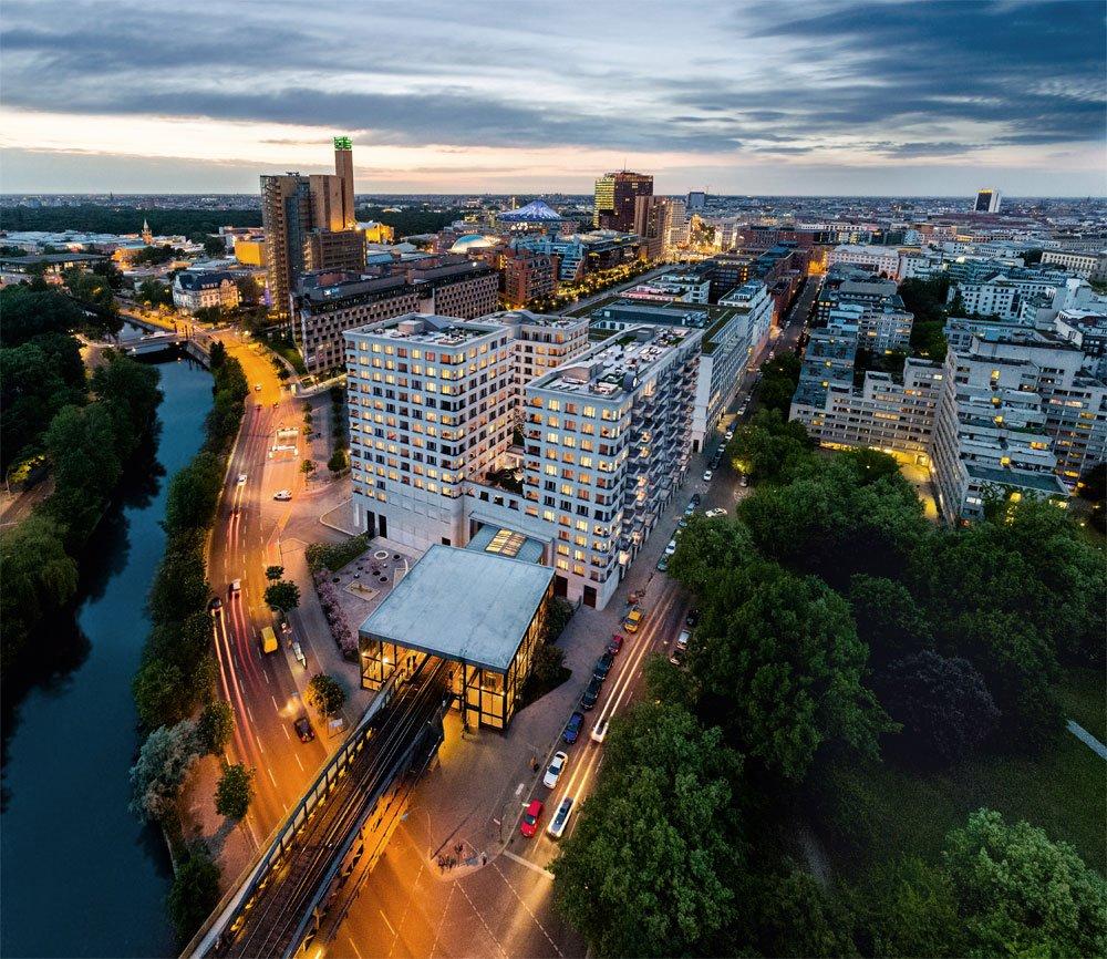 high park berlin berlin mitte jll residential neubau. Black Bedroom Furniture Sets. Home Design Ideas
