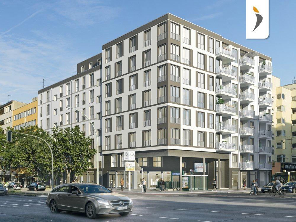 uhland 103 berlin berlin wilmersdorf project immobilien berlin neubau immobilien informationen. Black Bedroom Furniture Sets. Home Design Ideas