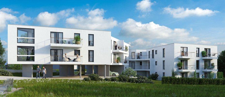 Neubau immobilien regensburg bautr ger projekte und for Massa haus ingolstadt
