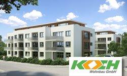 Neue Eigentumswohnungen: Köhlgartenring 42-44