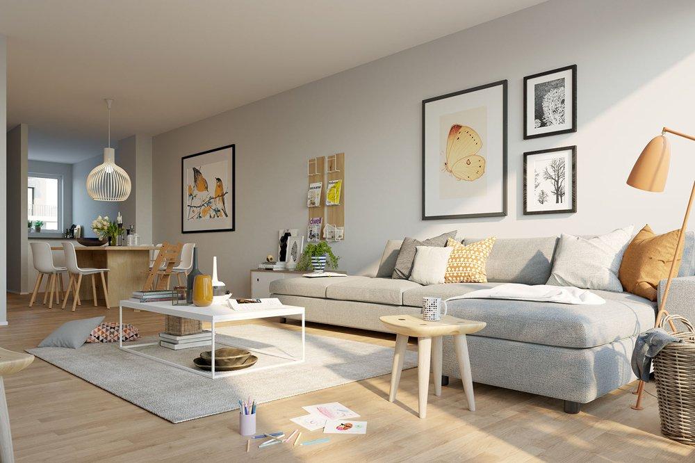 E und wohnzimmer ideen verschiedene beispiele f r design inspiration f r ihr - Ess und wohnzimmer modern ...
