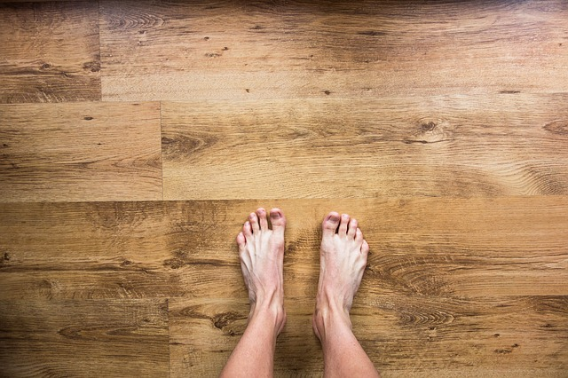 Underfloor heating can work with real wood flooring, but you need to take precautions.