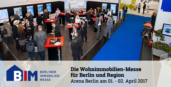 BERLINER IMMOBILIENMESSE 2017