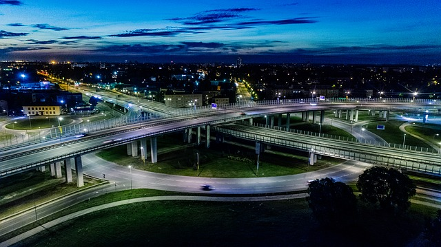 Image of busy street infrastructure: Germany is at a crossroads and new investment opportunities are opening up in some surprising locations.