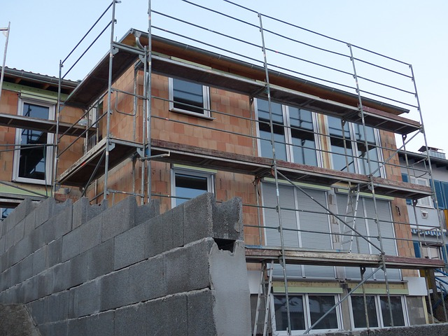 House under construction. Avoid conflict by detecting potential housing defects while the property is under consruction and reporting them promptly to the property developer or construction company.